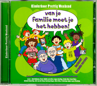 Kinderkoor Prettig Weekend - Prettig Weekend In Rotterdam